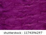 abstract purple canvas texture... | Shutterstock . vector #1174396297