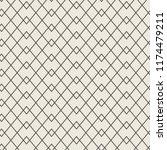 seamless linear weaving pattern....   Shutterstock .eps vector #1174479211