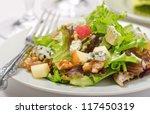 Waldorf Salad With Greens ...