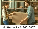 do you need some help. side... | Shutterstock . vector #1174519897