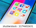 sankt petersburg  russia ... | Shutterstock . vector #1174602631