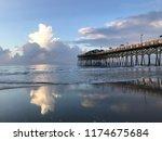sunrise  over the east | Shutterstock . vector #1174675684