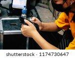kathmandu nepal september 7 ... | Shutterstock . vector #1174730647
