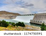 Grand Coulee Dam  Wa Usa