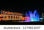 estoril  portugal   sept 8th ... | Shutterstock . vector #1174821037