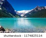Beautiful Views Of Lake Louise...
