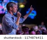 houston  texas  usa   september ... | Shutterstock . vector #1174876411