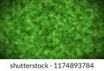 abstract 2d art animation... | Shutterstock . vector #1174893784