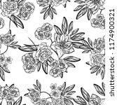 abstract elegance seamless...   Shutterstock . vector #1174900321