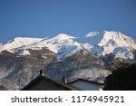 The Snow Capped Mount Serva In...