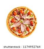 tasty  homemade  flavorful... | Shutterstock . vector #1174952764
