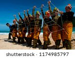 banda aceh  aceh indonesia  may ... | Shutterstock . vector #1174985797