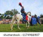 minsk  belarus september 8 ... | Shutterstock . vector #1174986907