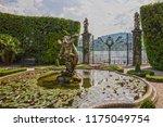 italy  lombardy. villa carlotta ... | Shutterstock . vector #1175049754