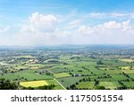 english countryside landscape... | Shutterstock . vector #1175051554