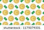 Currency Icon Pattern...