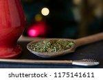 close up on yerba mate tea | Shutterstock . vector #1175141611