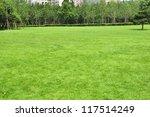 Green Grass Field   Golf Cours...