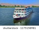 river nile  egypt  2013.  a... | Shutterstock . vector #1175158981