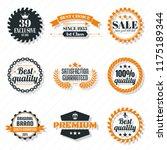 vintage retro vector logo for...   Shutterstock .eps vector #1175189344