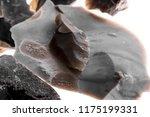 an arrowhead made from... | Shutterstock . vector #1175199331