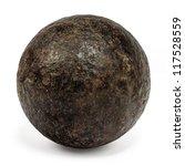 Genuine 18th Century Cannonbal...