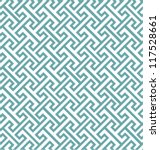 classic elegant geometric... | Shutterstock .eps vector #117528661