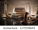 Stock photo attorney at law 1175298694