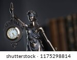 themis. law concept. | Shutterstock . vector #1175298814