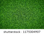 lawn grass pattern and texture... | Shutterstock .eps vector #1175304907