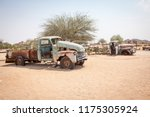 abandoned vintage car wrecks at ... | Shutterstock . vector #1175305924