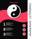 brochure or web banner design... | Shutterstock .eps vector #1175326411