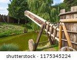 essex  uk   31 august  2018 ... | Shutterstock . vector #1175345224