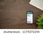 alushta  russia   august 25 ... | Shutterstock . vector #1175372254
