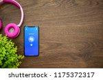 alushta  russia   august 25 ... | Shutterstock . vector #1175372317