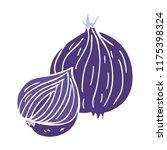cartoon doodle onion
