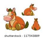 Toy Foal