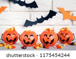 Halloween Candy Corns In...