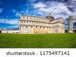 pisa  italy   14 september ... | Shutterstock . vector #1175497141