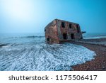 ruins of the northern fort in... | Shutterstock . vector #1175506417