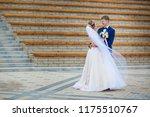 beautiful couple in love...   Shutterstock . vector #1175510767