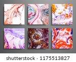 dynamic backgrounds. trendy... | Shutterstock .eps vector #1175513827