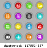 mobile connection colored... | Shutterstock .eps vector #1175534857