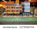 lego collections exhibition at... | Shutterstock . vector #1175560744
