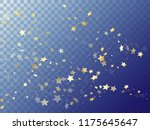 star shining gold gradient... | Shutterstock .eps vector #1175645647