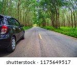 beautiful road through the... | Shutterstock . vector #1175649517