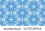 seamless winter texture. frosty ...   Shutterstock .eps vector #1175729914