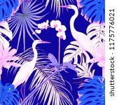 seamless pattern  background.... | Shutterstock .eps vector #1175776021