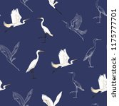 seamless pattern  background... | Shutterstock .eps vector #1175777701