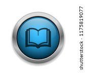 story book   app icon   Shutterstock .eps vector #1175819077